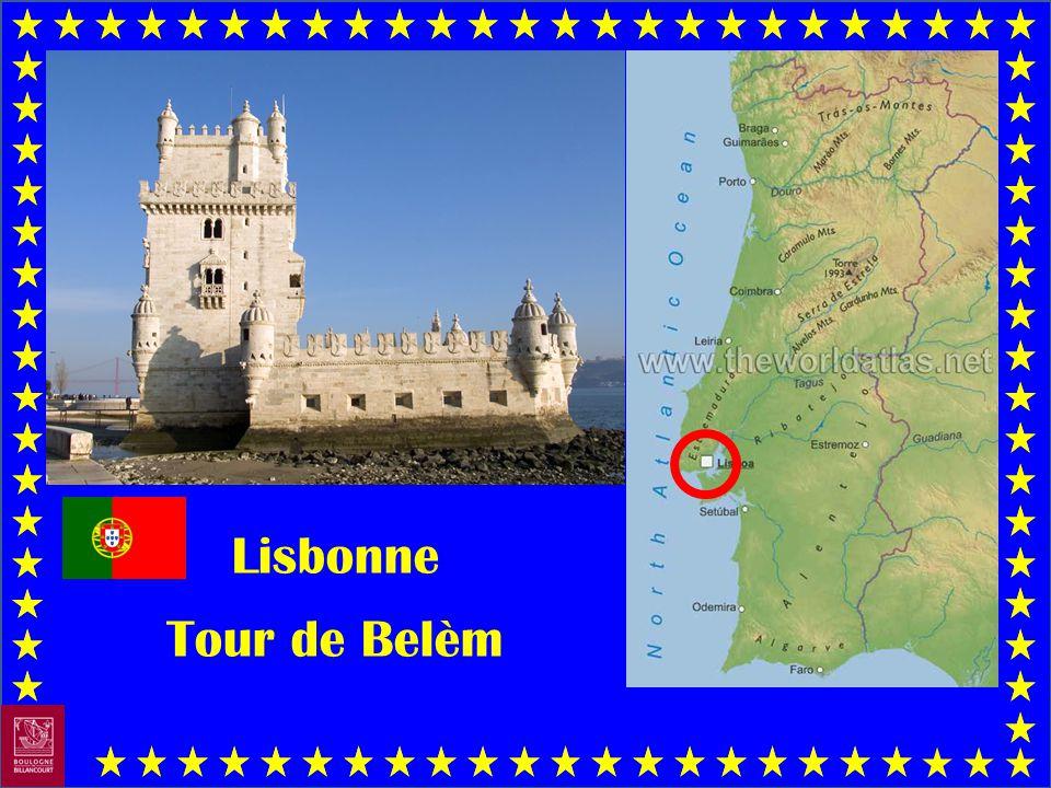Lisbonne Tour de Belèm