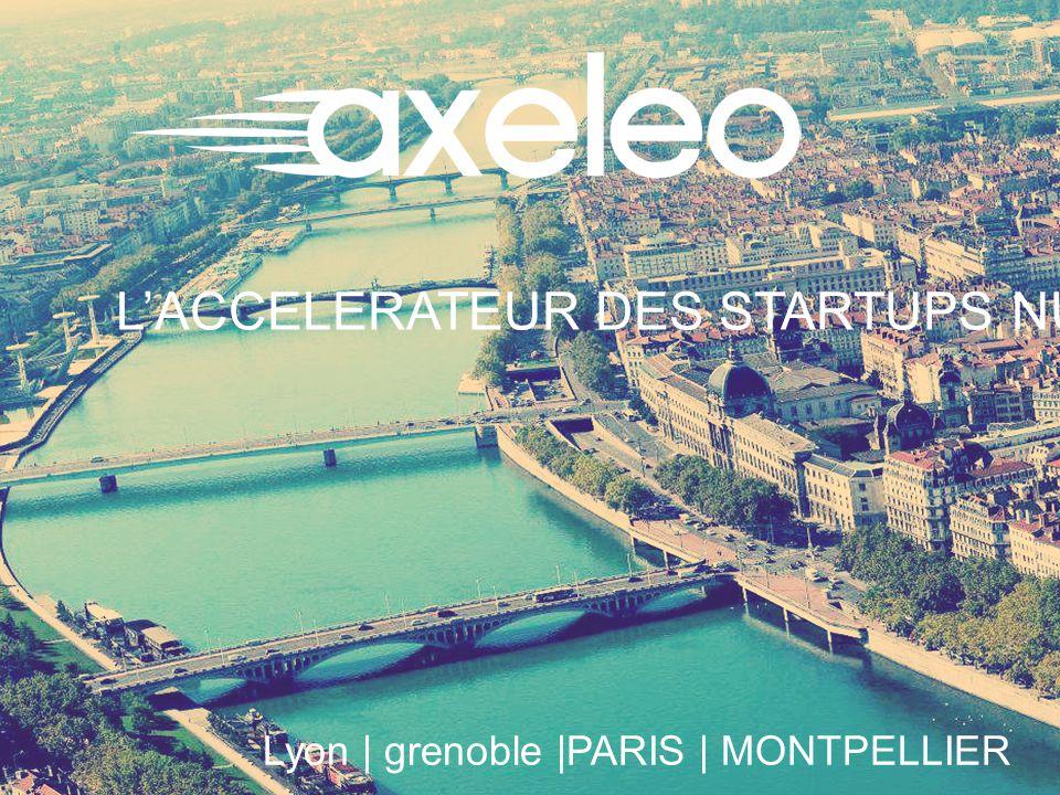 L'ACCELERATEUR DES STARTUPS NUMERIQUES B TO B Lyon | grenoble |PARIS | MONTPELLIER