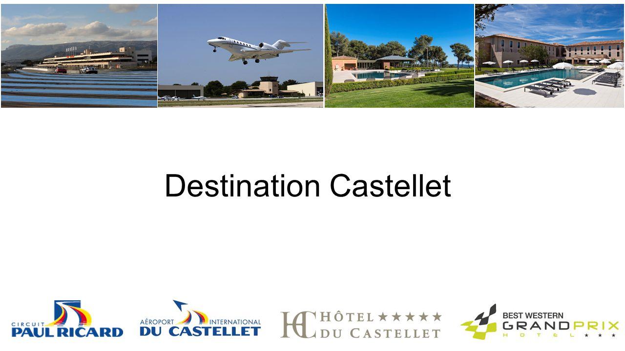 Destination Castellet