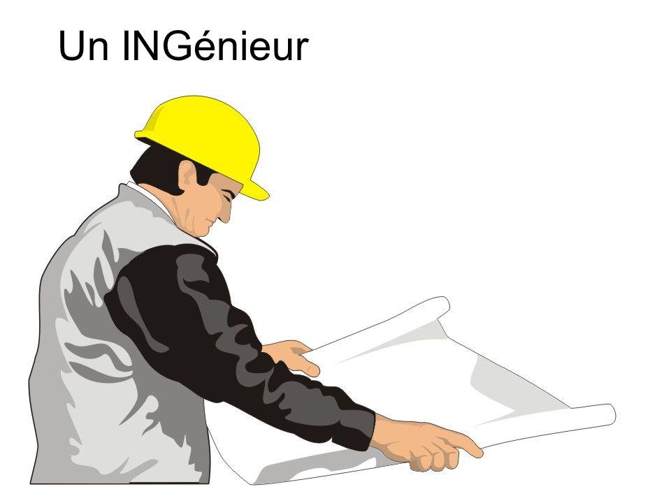 Un INGénieur