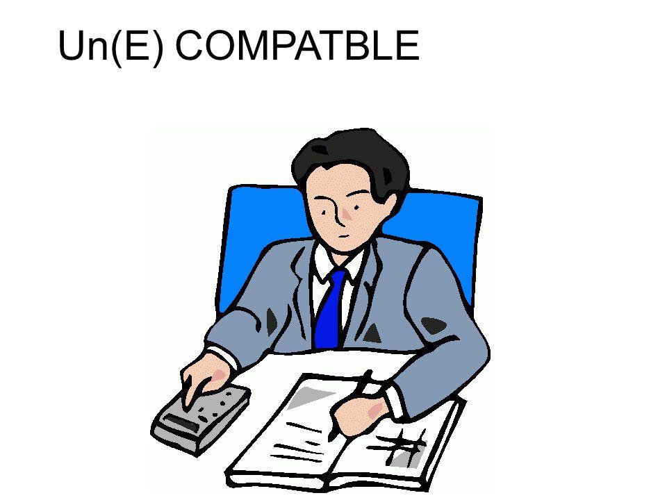 Un(E) COMPATBLE
