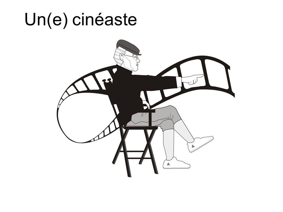 Un(e) cinéaste
