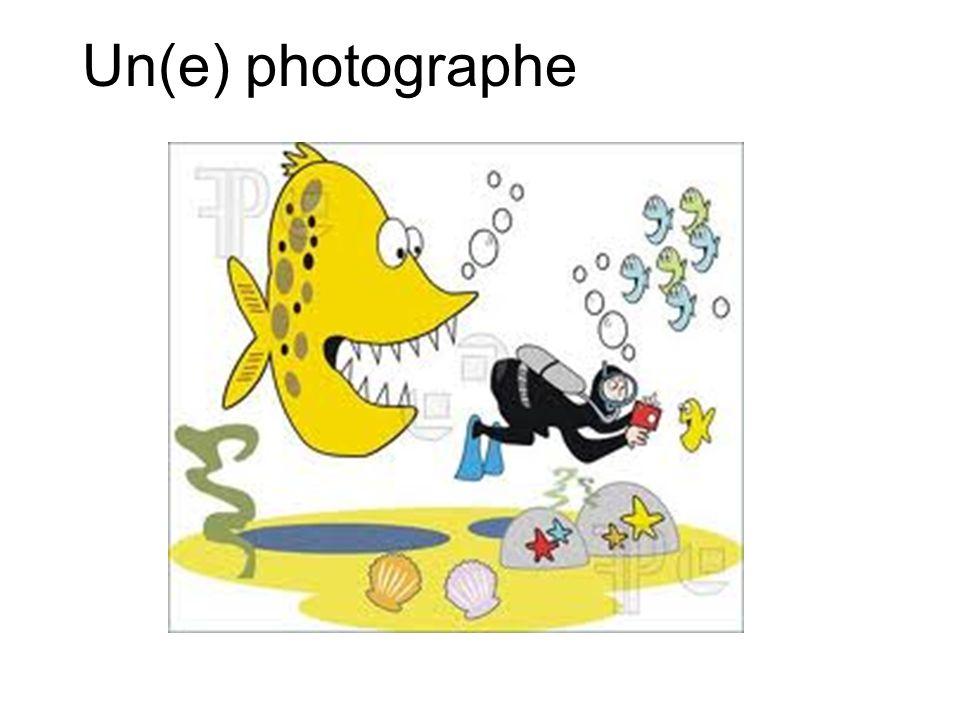 Un(e) photographe