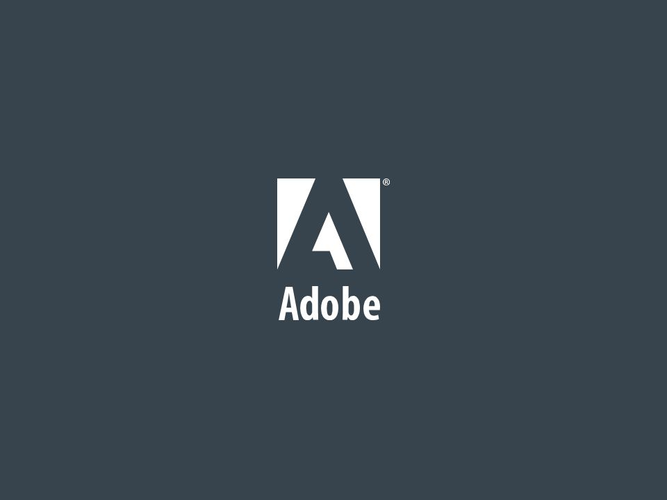 © 2010 Adobe Systems Incorporated. All Rights Reserved. Adobe Confidential.