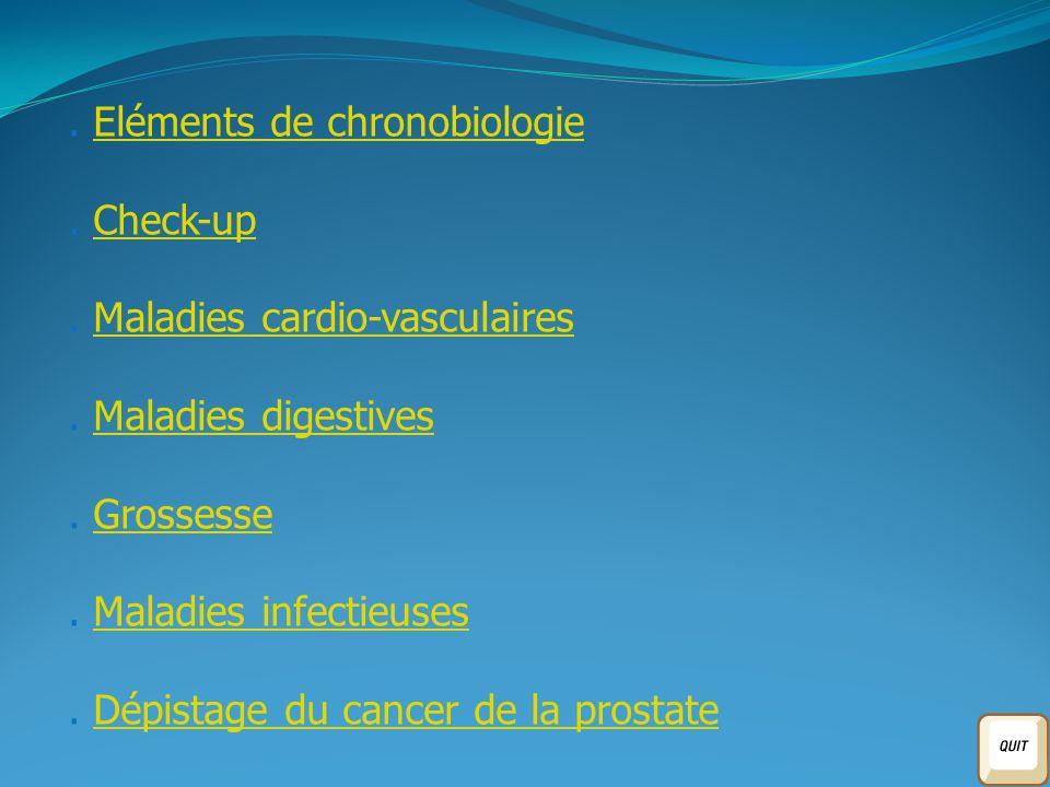 Eléments de chronobiologieEléments de chronobiologie.