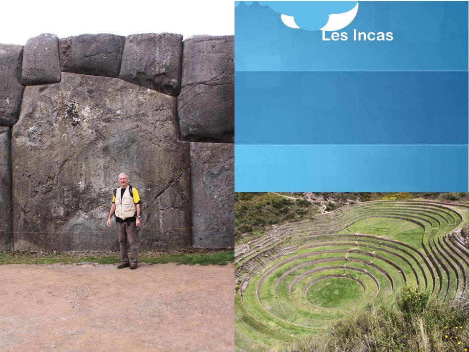 Incas…Pascuans… Les Incas