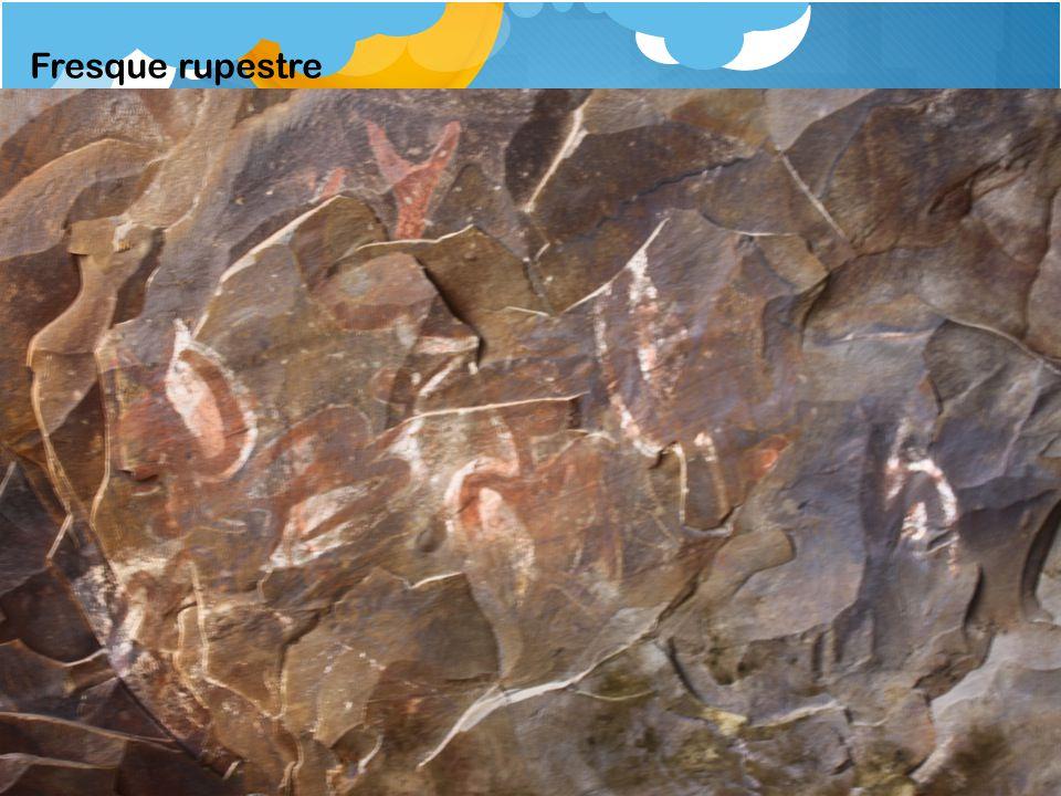 Grotte de Ana Kai Tangota Peintures rupestres Fresque rupestre