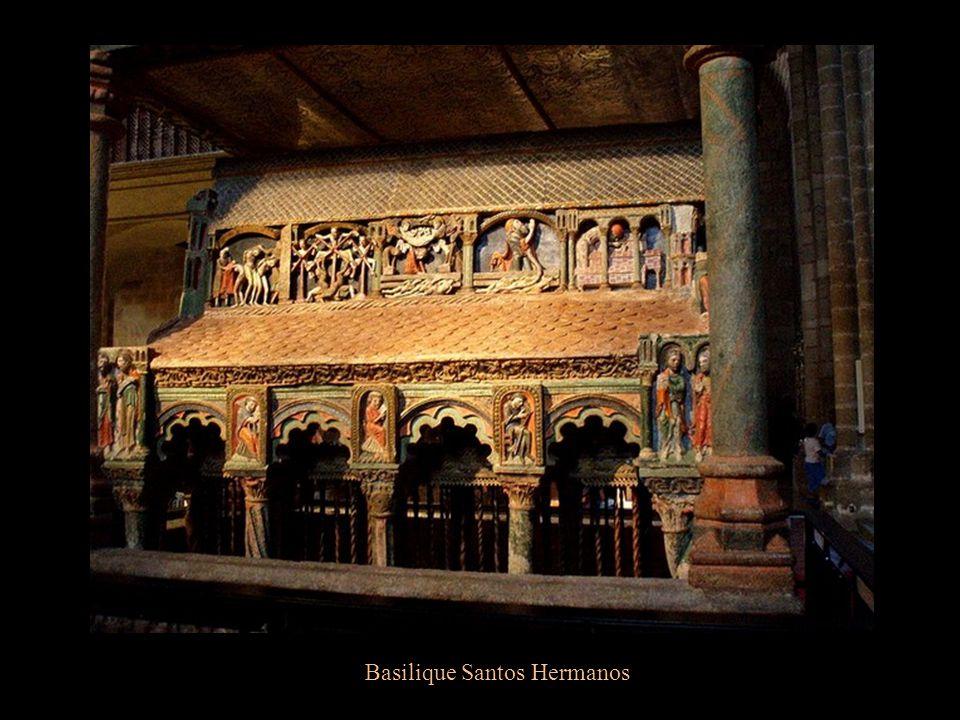 Basilique de Santos Hermanos