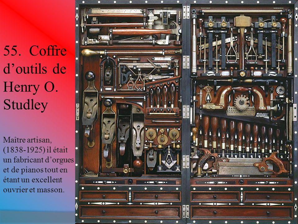 55.Coffre d'outils de Henry O.