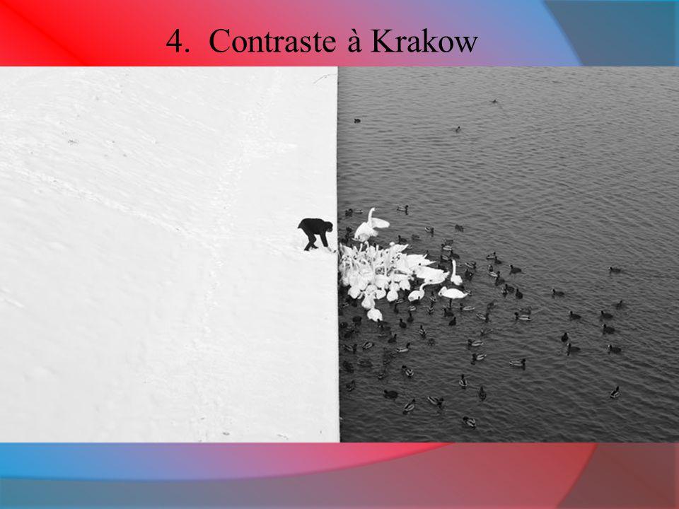4. Contraste à Krakow