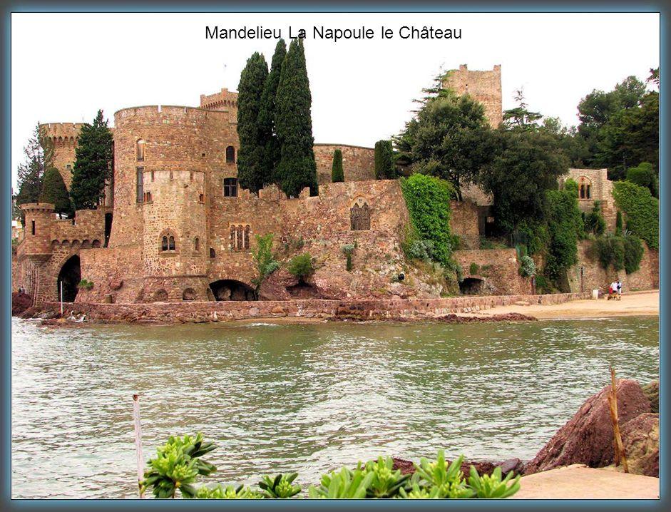Mandelieu La Napoule le Relais du Château