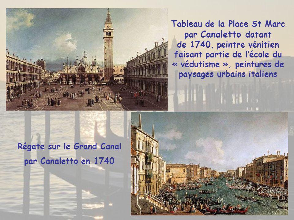 Le « Canalazzo », en forme de S inversé, long de 3,8 km relie le Pont de la Liberté à la lagune du bassin St Marc A l'extrémité du Grand Canal, la Basilique Santa Maria della Salute, surmontée d'un grand dôme, fut construite à partir de 1630 et dédiée à Marie pour vaincre la peste qui ravageait Venise