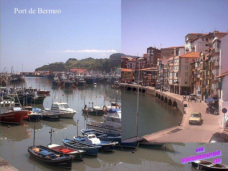 Port de Bermeo