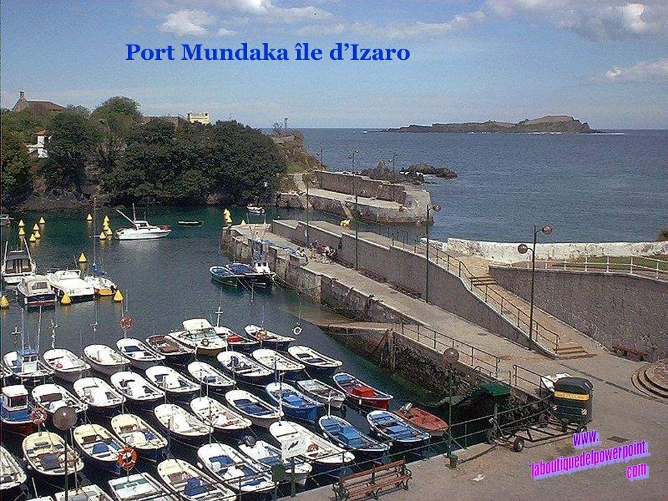 Mundaka abrite l'une des plus belle vague d'Europe