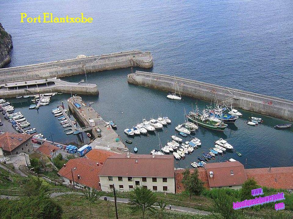 Port Elantxobe