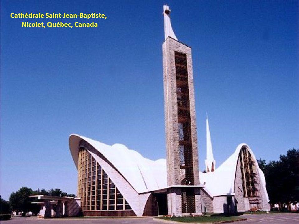 Cathédrale Saint-Jean-Baptiste, Nicolet, Québec, Canada