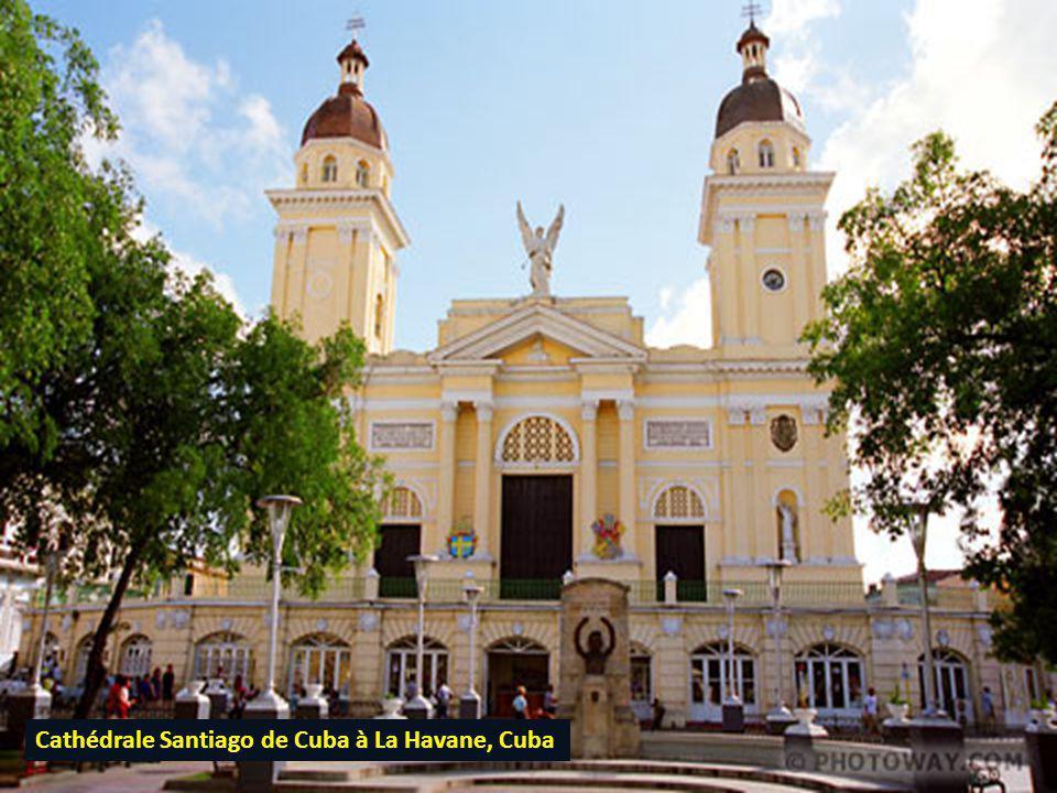 Cathédrale Santiago de Cuba à La Havane, Cuba