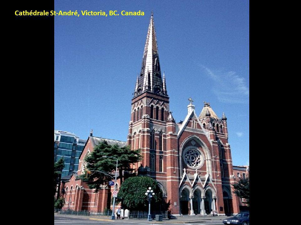 Cathédrale St-André, Victoria, BC. Canada