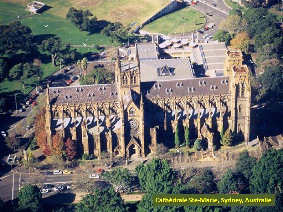 Cathédrale Ste-Marie, Sydney, Australie