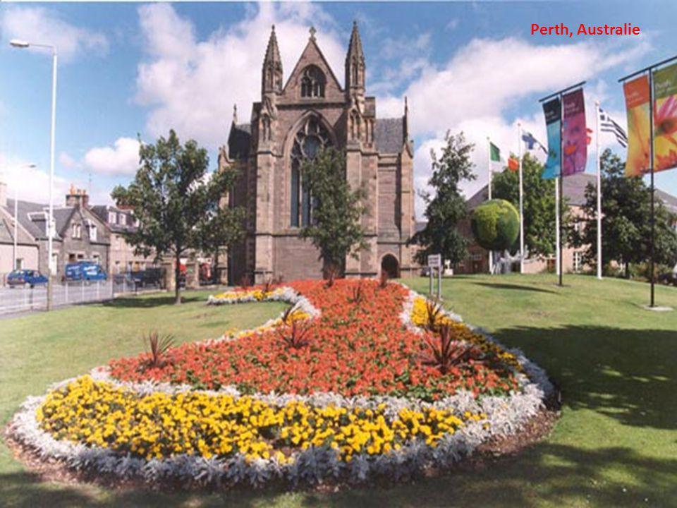 Perth, Australie