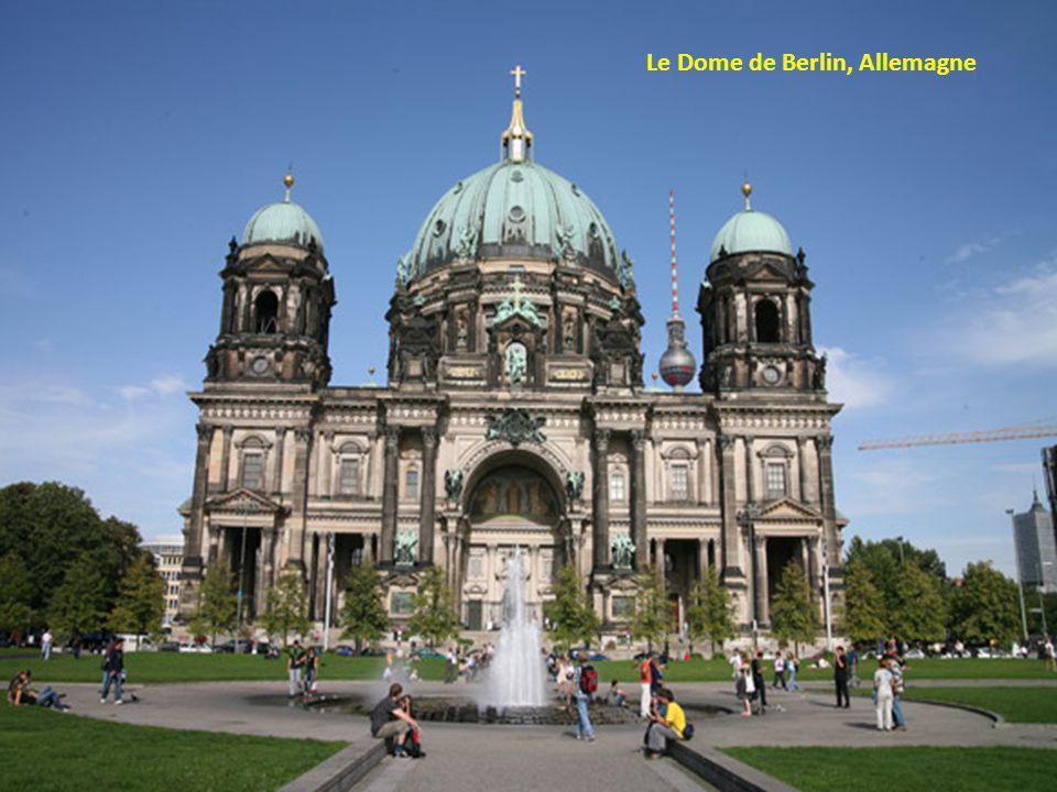 Le Dome de Berlin, Allemagne