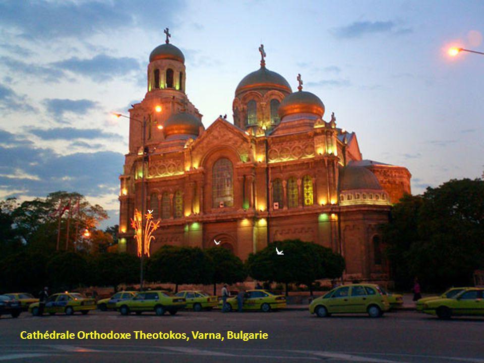 Cathédrale Orthodoxe Theotokos, Varna, Bulgarie