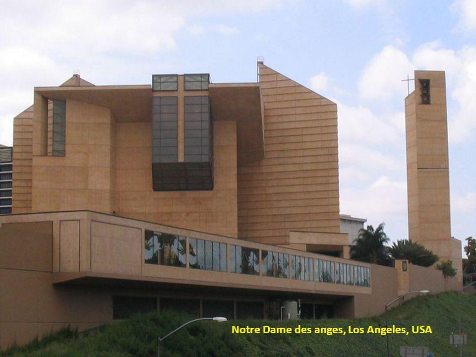 Notre Dame des anges, Los Angeles, USA