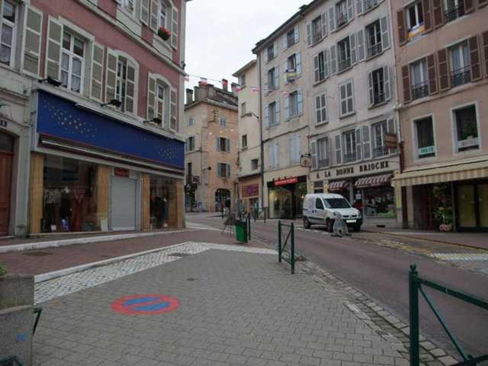 « L'épicerie Parisienne », premier super marché de la ville