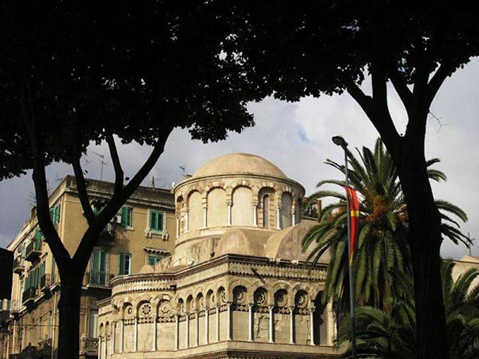 La Sicile, l île la plus grande de la Méditerranée, Palerme est la capitale de la Sicile.