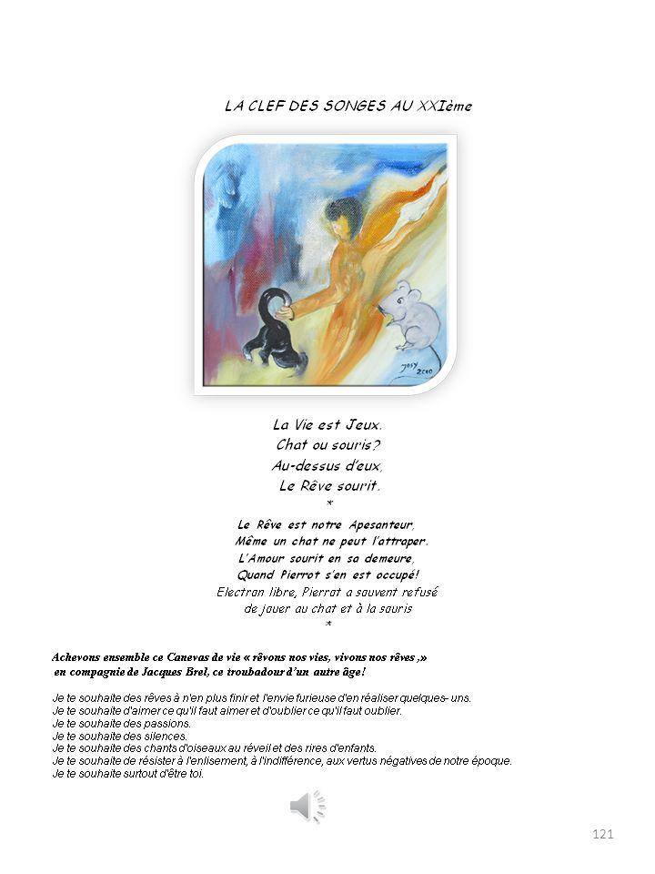 120 ACTION – CONTEMPLATION ( A quoi peut bien servir la Poésie?) «L'Action est la sœur du Rêve, j'ai épousé l'action» Arthur Rimbaud. Rimbaud a termin