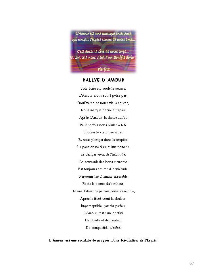 Anne sur une pensée de K.Gibran* L'ART D'AIMER Il s'achète tout, il prend, il vend, Il aime beaucoup : objet, personne, Il ne rencontre que du vent, I