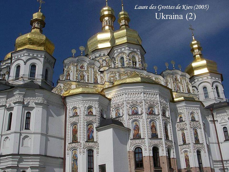 Cathédrale Sainte-Sophie de Kiev (1990) Ukraina (1)