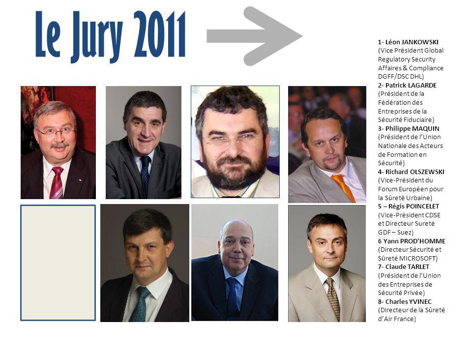 1- Léon JANKOWSKI (Vice Président Global Regulatory Security Affaires & Compliance DGFF/DSC DHL) 2- Patrick LAGARDE (Président de la Fédération des En