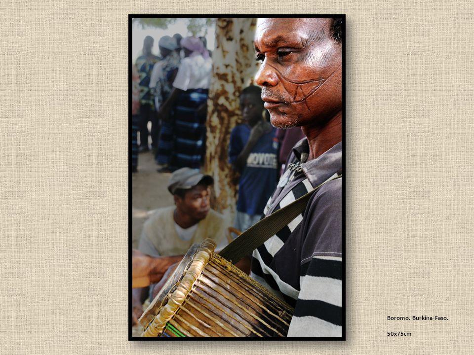 Boromo. Burkina Faso. 50x75cm