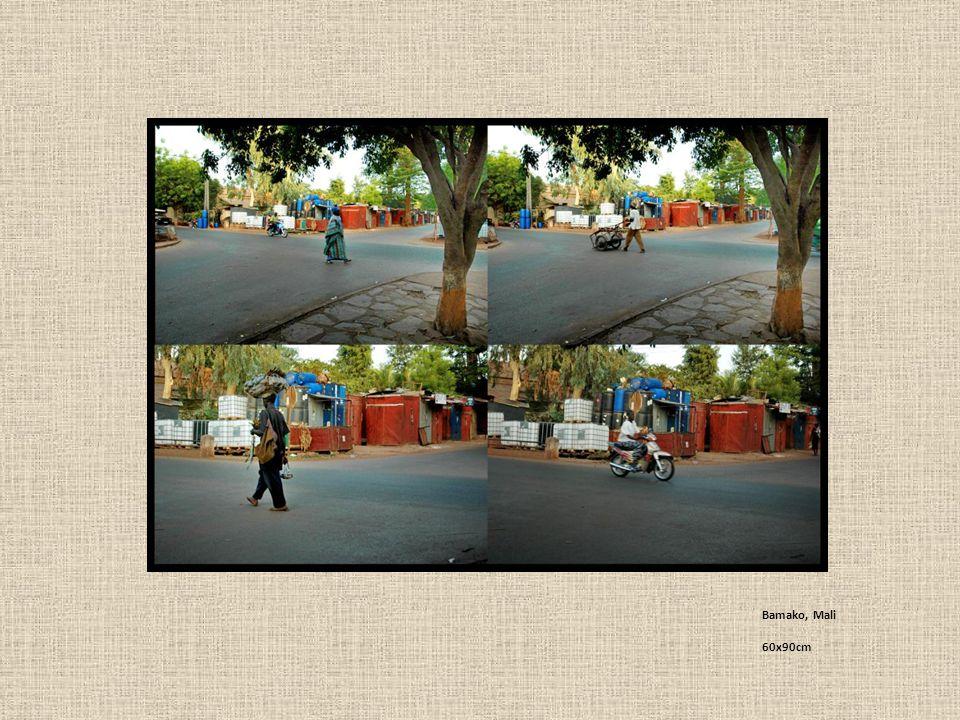 Bamako, Mali 60x90cm