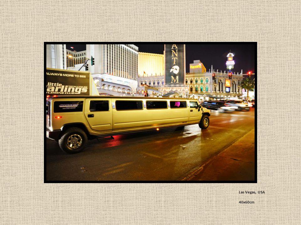 Las Vegas, USA 40x60cm