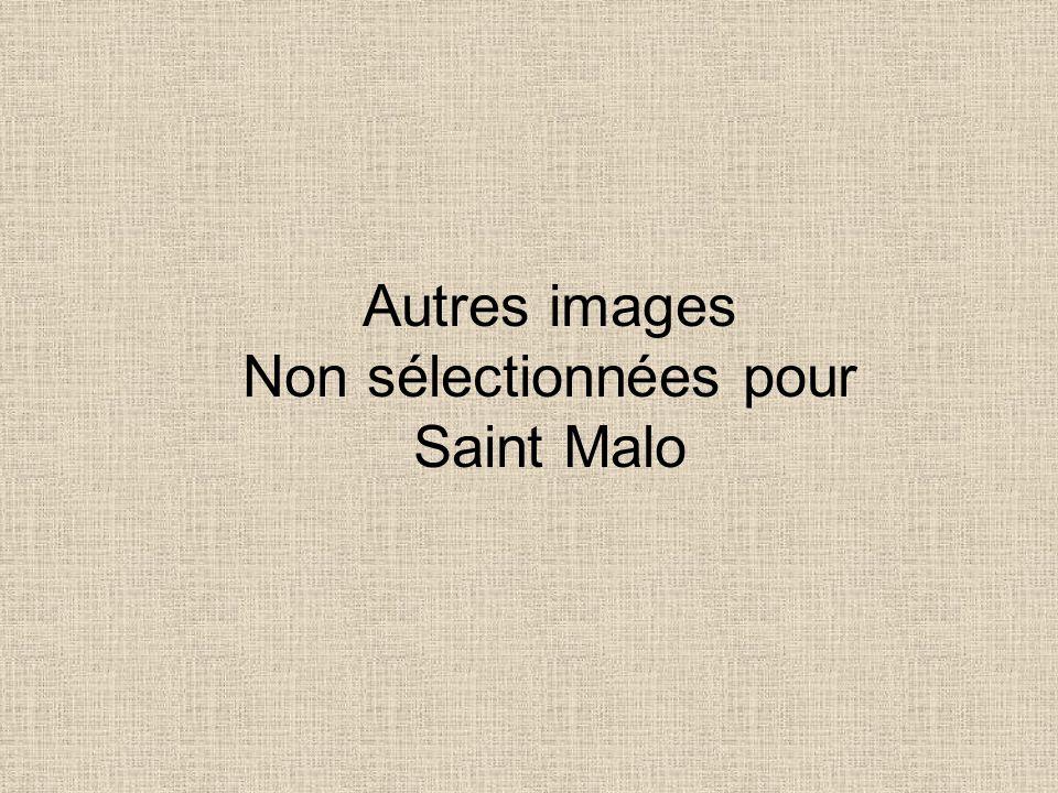 Autres images Non sélectionnées pour Saint Malo