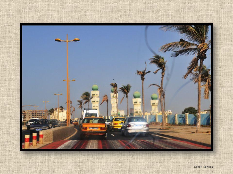 Dakar. Sénégal.
