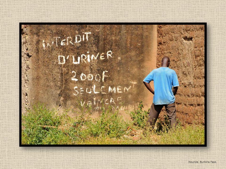 Hounde. Burkina Faso.
