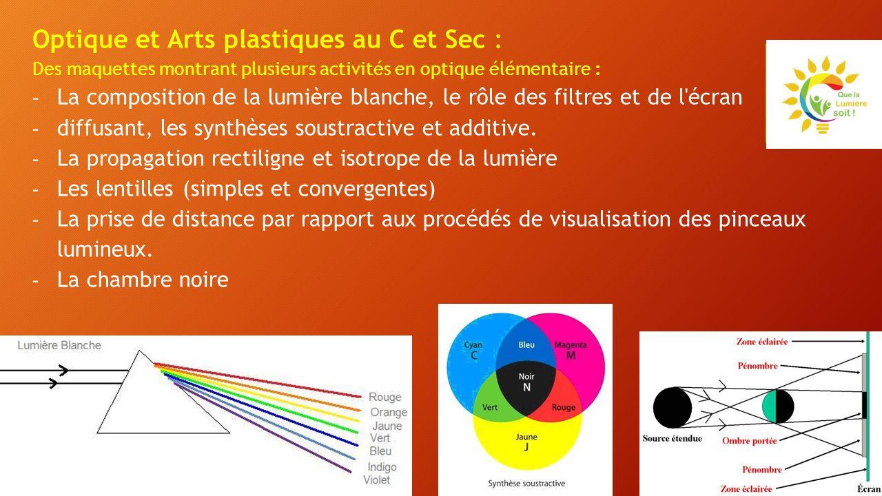 LUMIERE : Projet interdisciplinaire (EB6-EB7) A. En Sciences Physiques : -Prise de connaissance sources de lumière, - la lumière dans le système solai