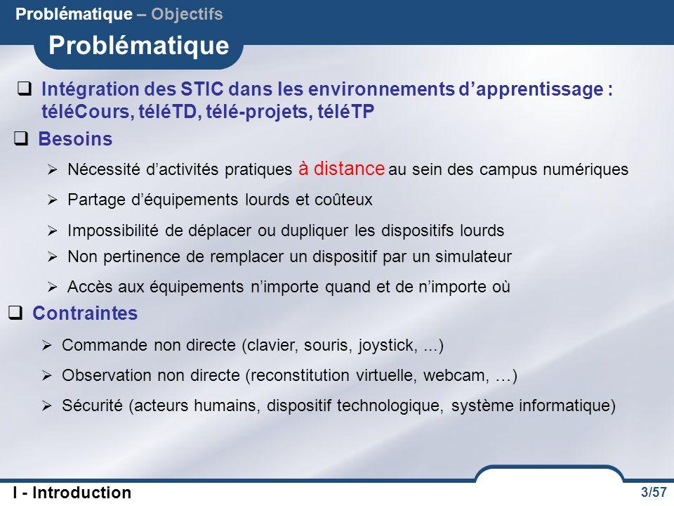 44/57 Adapter ce scénario à un dispositif Scénario d'usage – AMDEC IV - Mise en œuvre : ICTT@Lab
