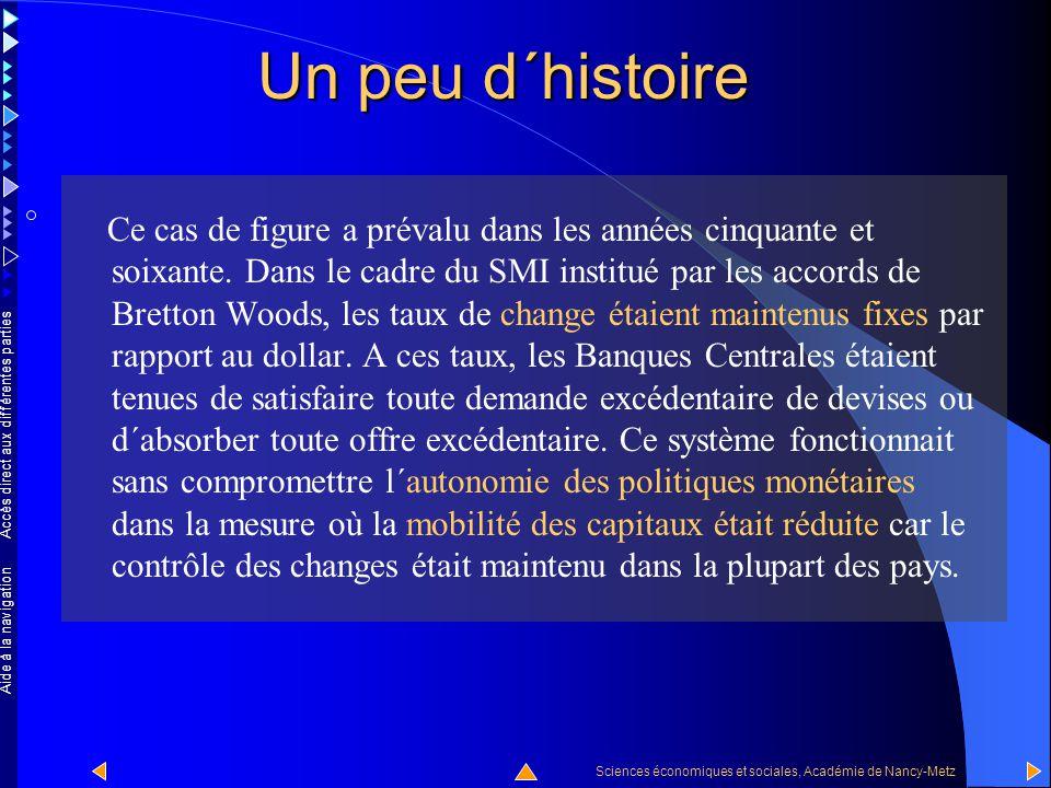Accès direct aux différentes parties Sciences économiques et sociales, Académie de Nancy-Metz Aide à la navigation Le triangle maudit Dans ce cas de f