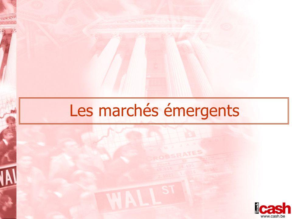 Les marchés émergents