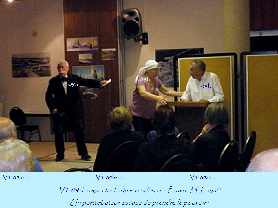 09a 09b V1-09-Le spectacle du samedi soir : Pauvre M.