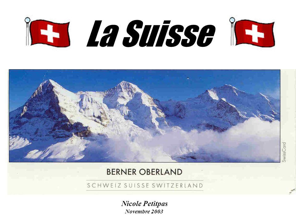 La Suisse Nicole Petitpas Novembre 2003