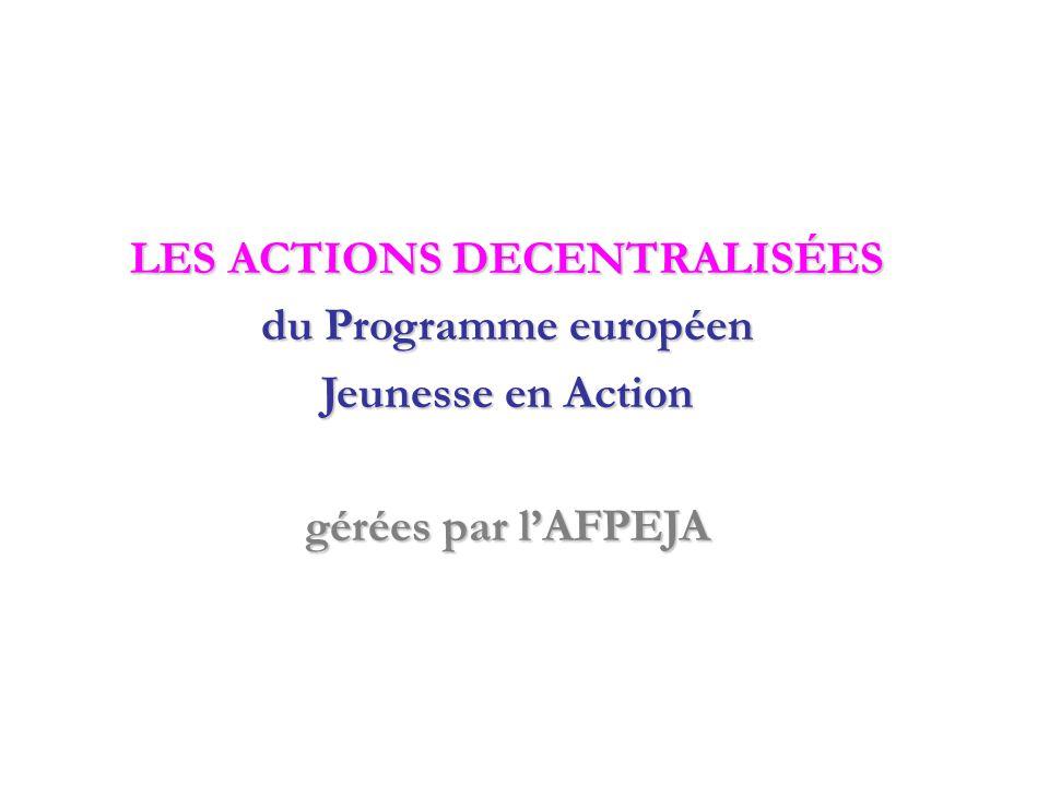 ACTIONS CENTRALISÉES Echéances Pour les projets déposés au niveau centralisé ( Pour les projets déposés au niveau centralisé ( Actions 1.1, 1.3, 2, 3.