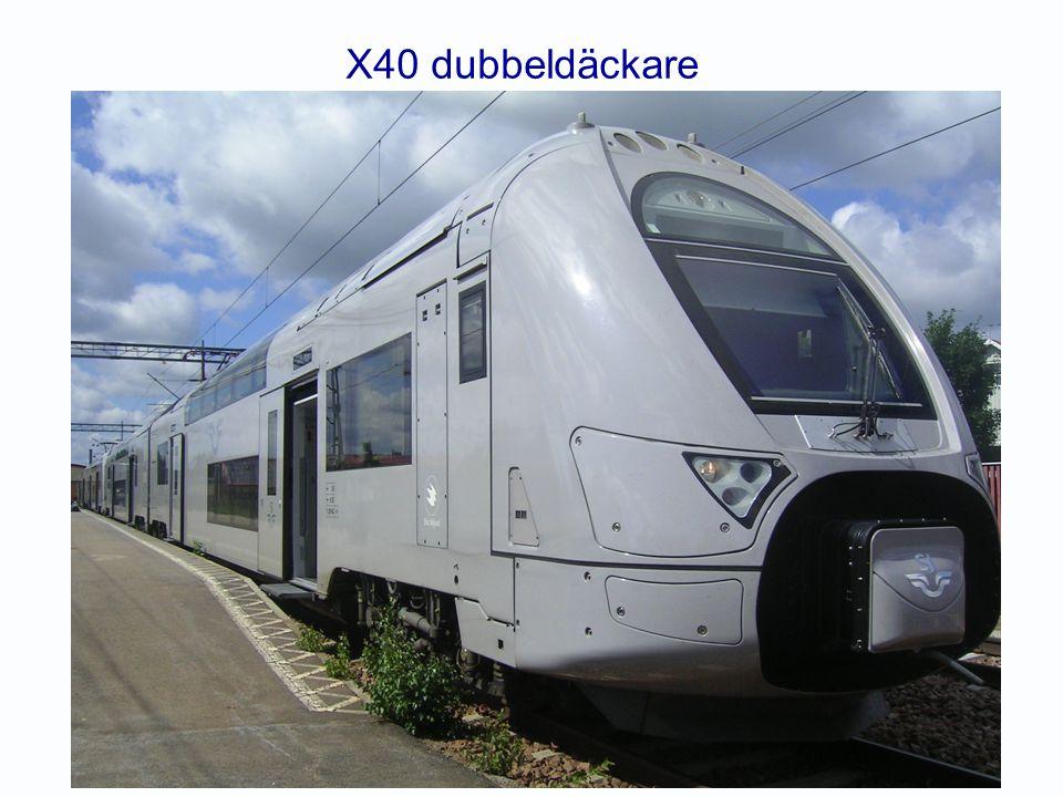 X40 dubbeldäckare