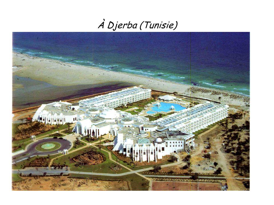 À Djerba (Tunisie)