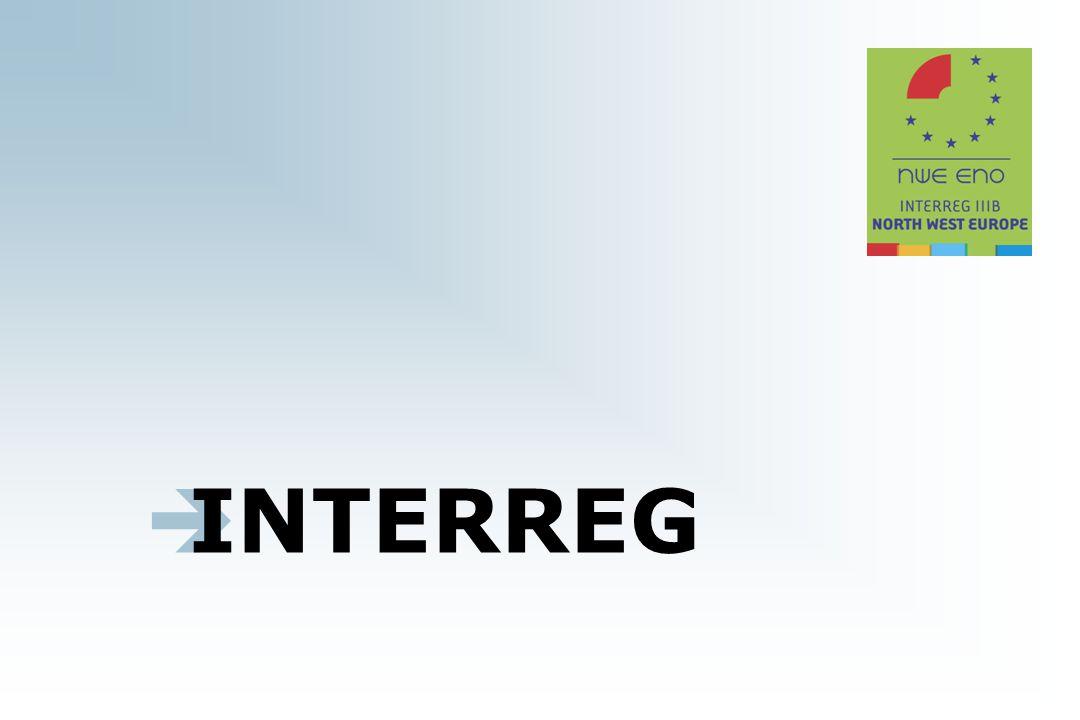 INTERREG 2000-2006 inciter les régions à entreprendre des communautés d actions interrégionales et transnationales au sein de l Union Européenne Le programme INTERREG le programme INTERREG comprends 3 volets INTERREG IIIC coopération interrégionale INTERREG IIIB coopération transnationale INTERREG IIIA coopération transfrontalière