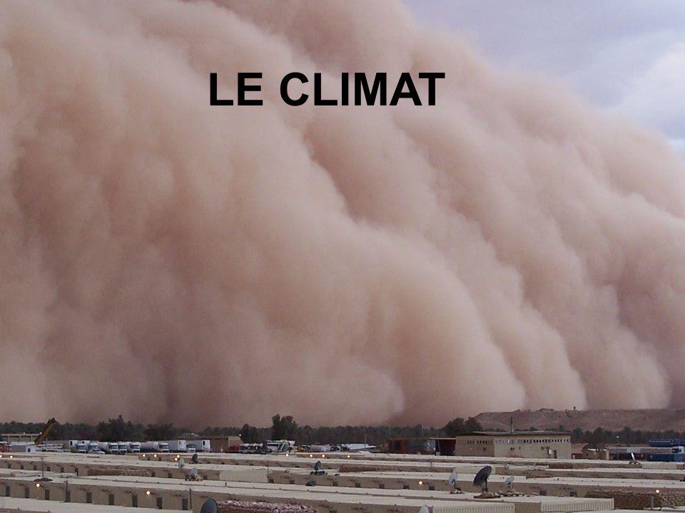 CGC1D LE CLIMAT